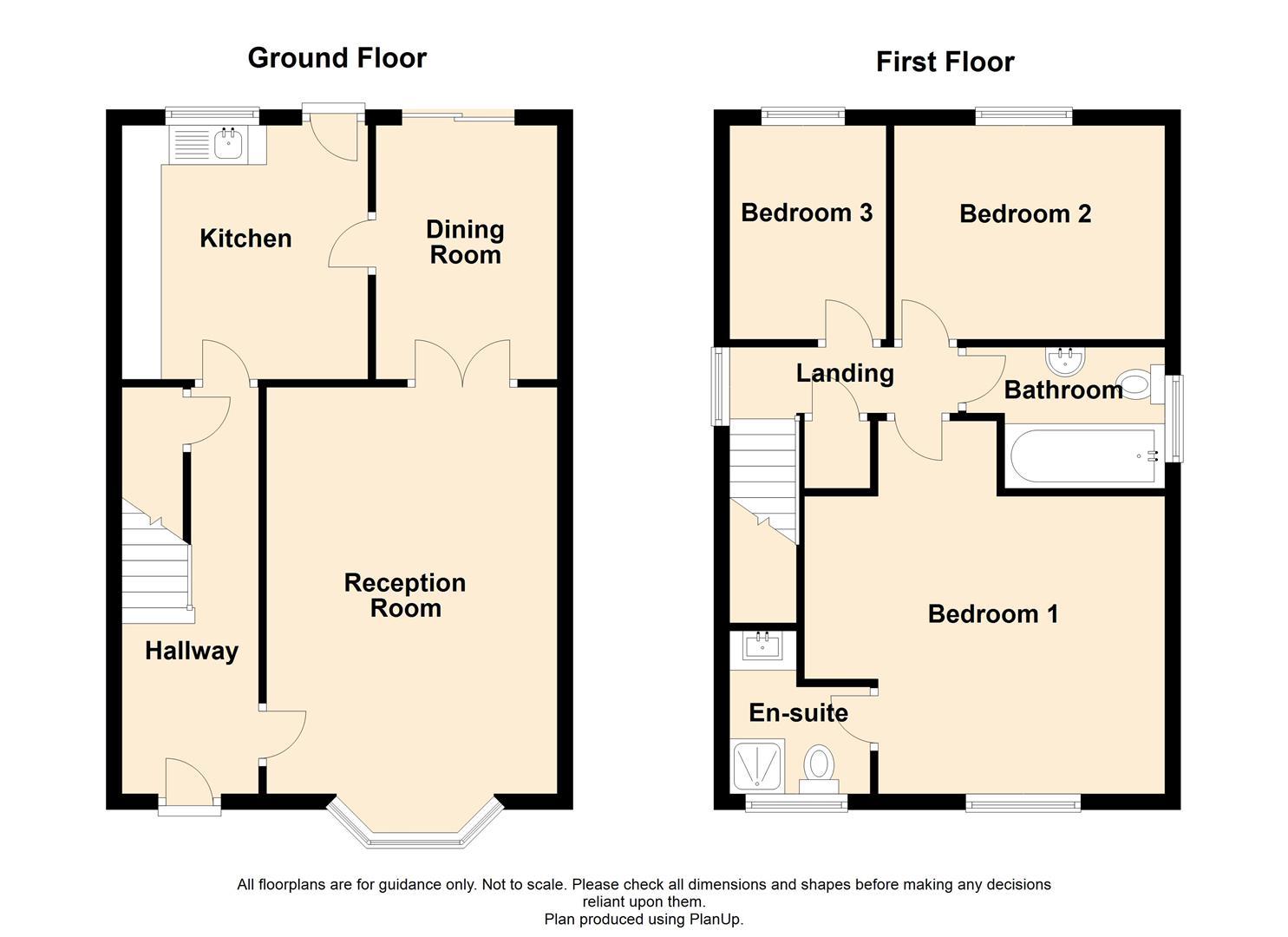 3 Bedroom Detached House For Sale - 44 Cross Keys Drive, Whittle-Le-Woods.jpg